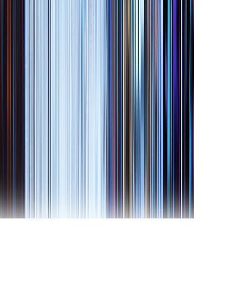 Frozen - Movie Barcode