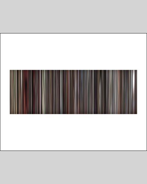 Goodfellas - Movie Barcode