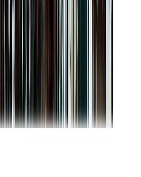 Gravity - Movie Barcode