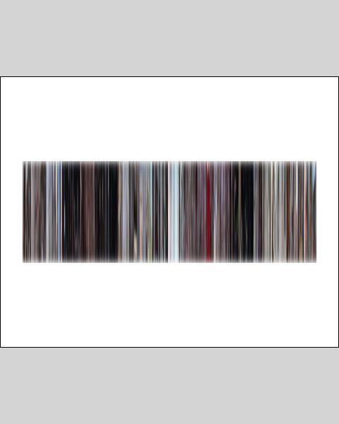 Grease - Movie Barcode