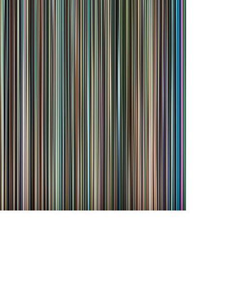 Hairspray - Movie Barcode