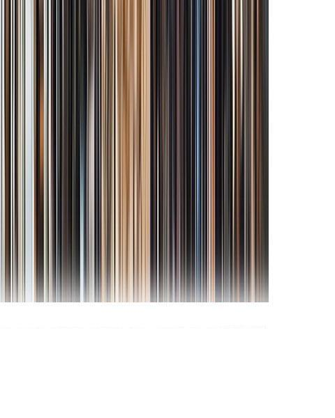 Indiana Jones, Raiders of the Lost Ark - Movie Barcode