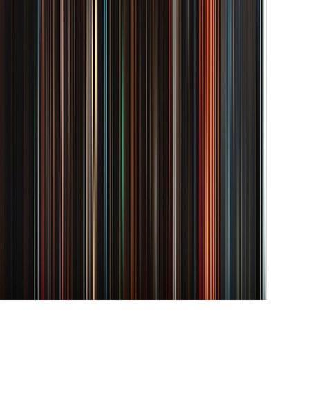 Inglorious Basterds - Movie Barcode