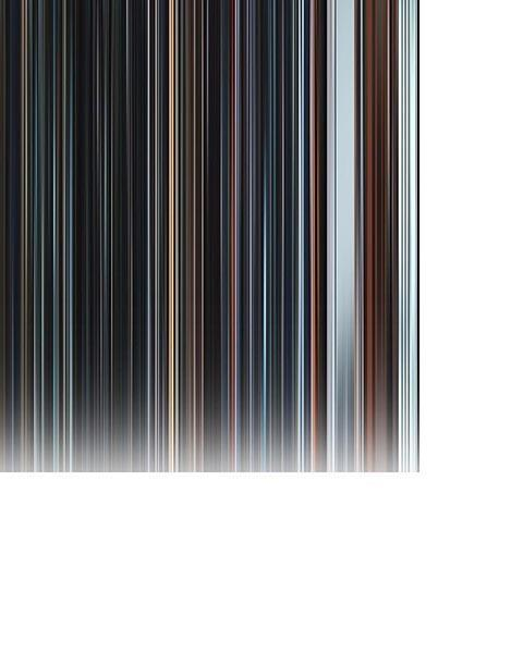 Iron Man - Movie Barcode