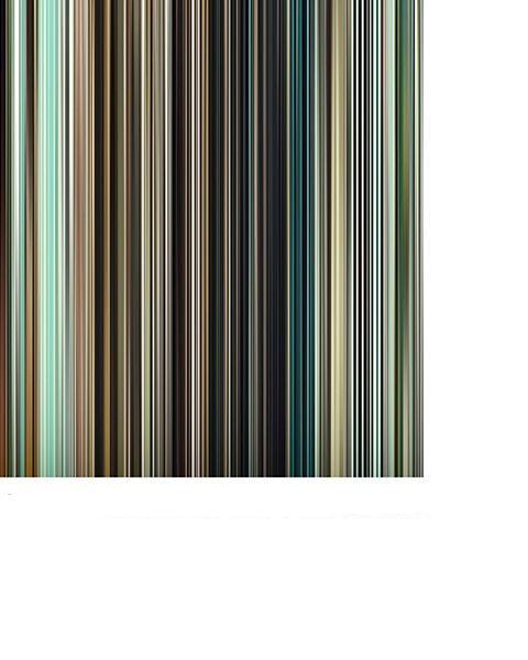 James Bond, Casino Royale - Movie Barcode