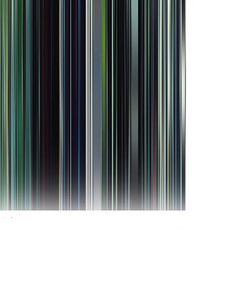 Jurassic World - Movie Barcode