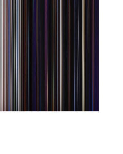La La Land - Movie barcode