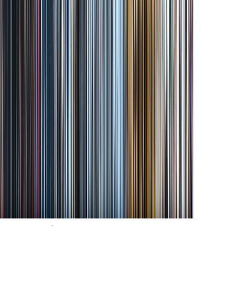 Love Actually - Movie Barcode
