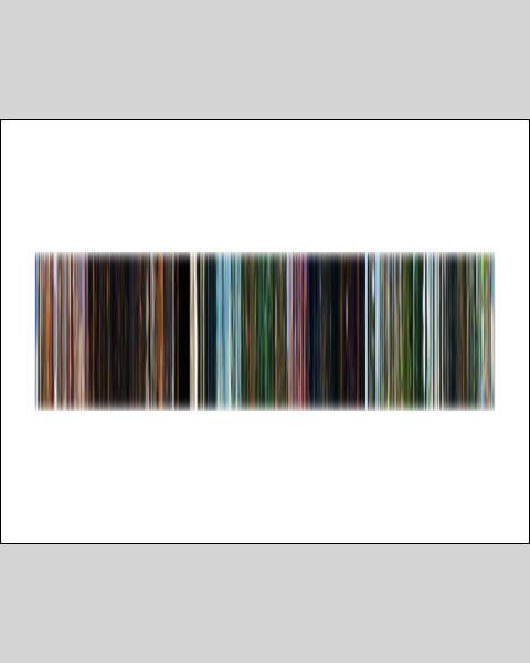 Madagascar - Movie Barcode