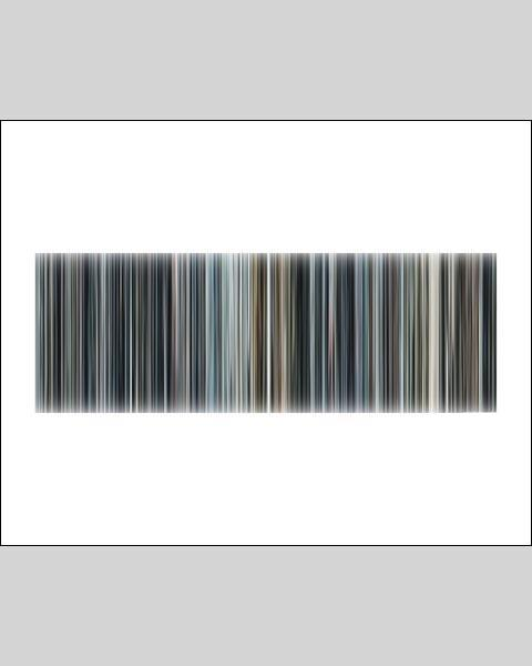 Minority Report - Movie Barcode