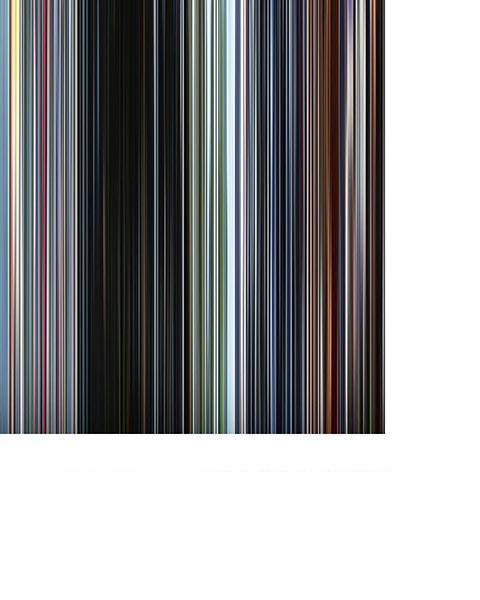 Mission Impossible - Movie Barcode