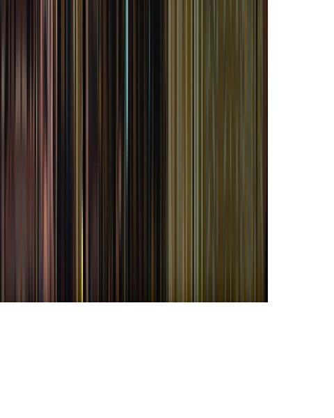 Moonlight - Movie Barcode