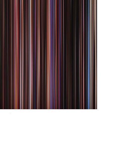 Moulin Rouge - Movie Barcode