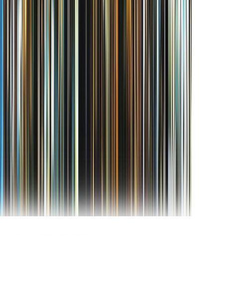 Oceans Eleven - Movie Barcode