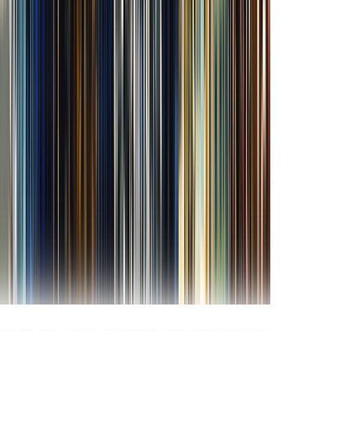 Oceans Twelve - Movie Barcode