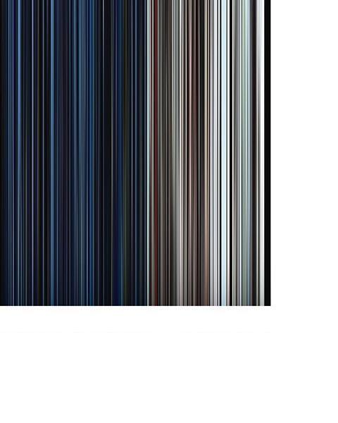 Pirates of the Caribbean, Curse of the Black Pearl - Movie Barcode