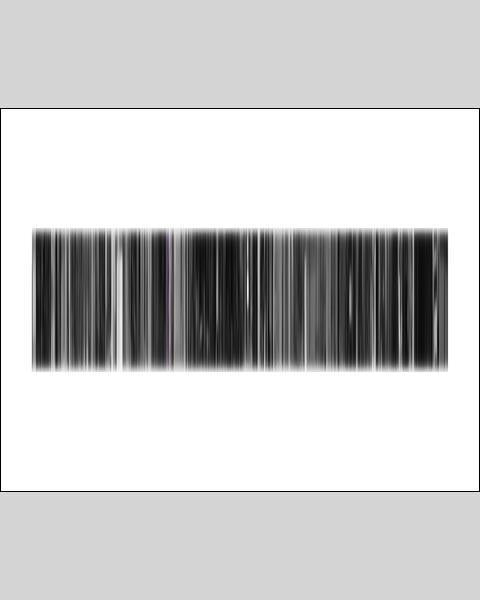 Raging Bull - Movie Barcode