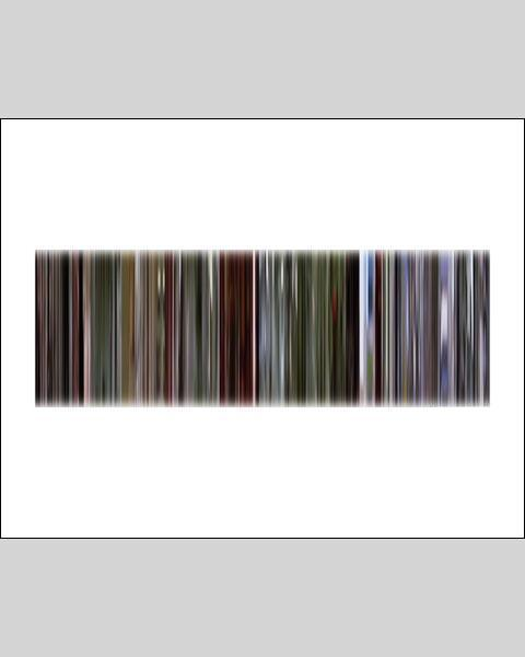 Reservoir Dogs - Movie Barcode