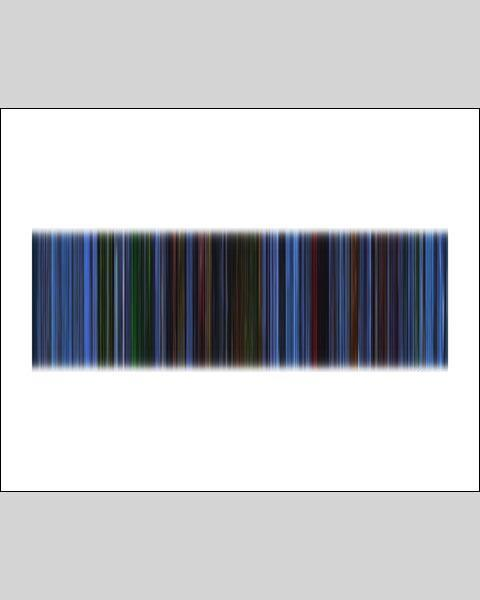 SAW - Movie Barcode