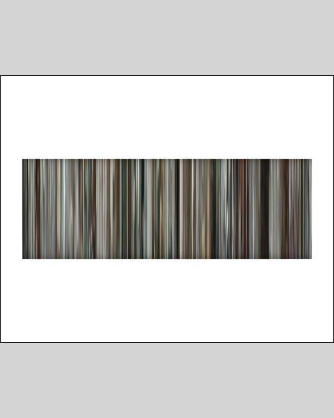 Spotlight - Movie Barcode