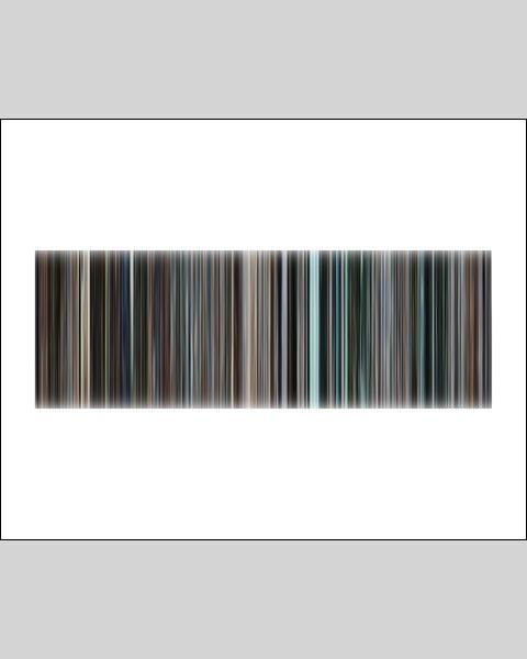 Star Trek - Movie Barcode