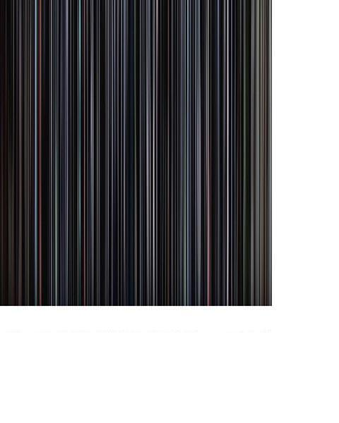 Star Wars Episode IV, A New Hope - Movie Barcode