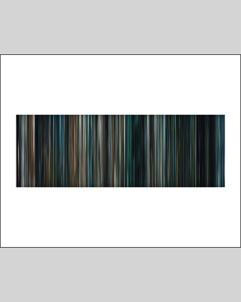 Super 8 - Movie Barcode