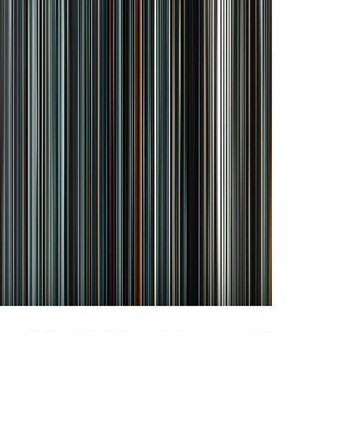 Terminator Salvation - Movie Barcode