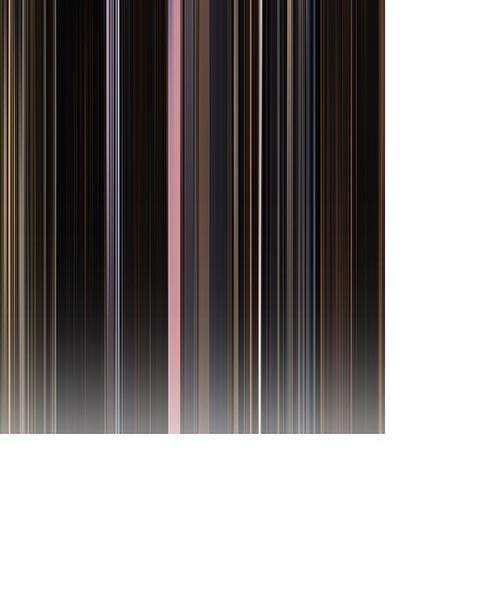 The Godfather, Part 2 - Movie Barcode