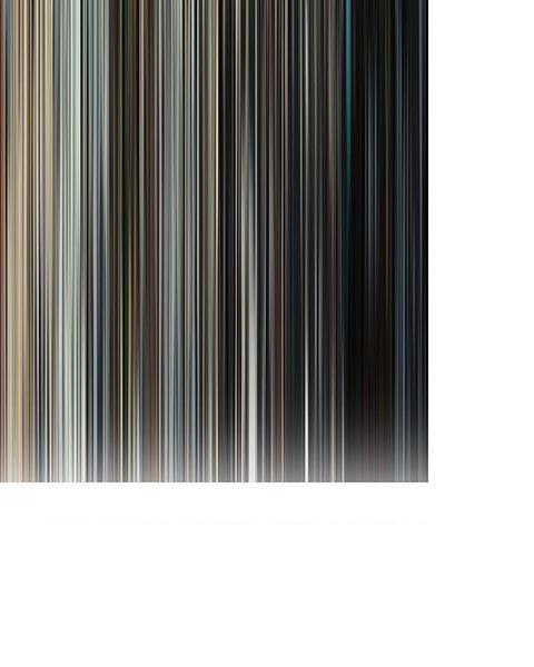 The Hangover - Movie Barcode