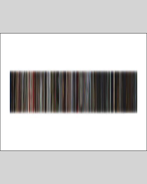 The Omen - Movie Barcode