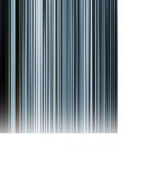 Editors Choice - The Revenant - Movie Barcode