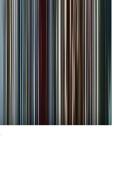 Thor, The Dark World - Movie Barcode