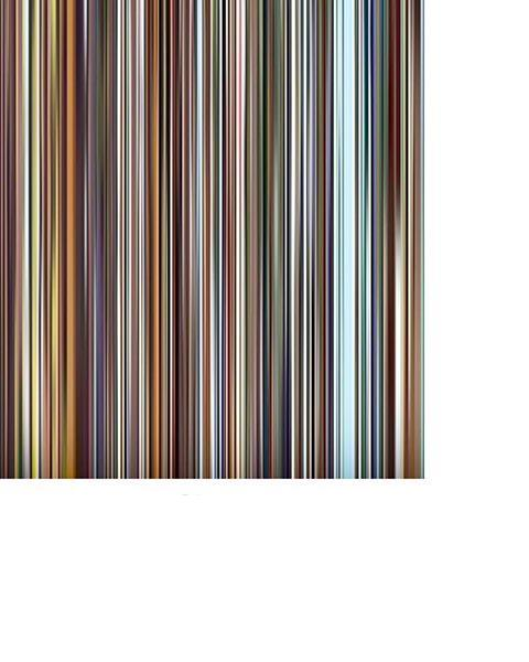 Toy Story - Movie Barcode