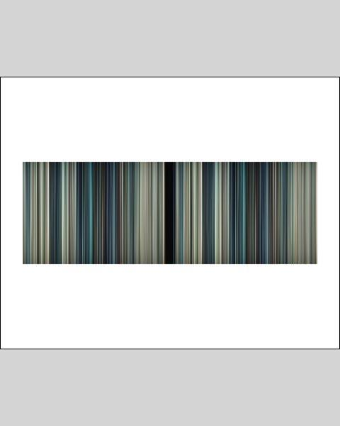 Transformers - Movie Barcode