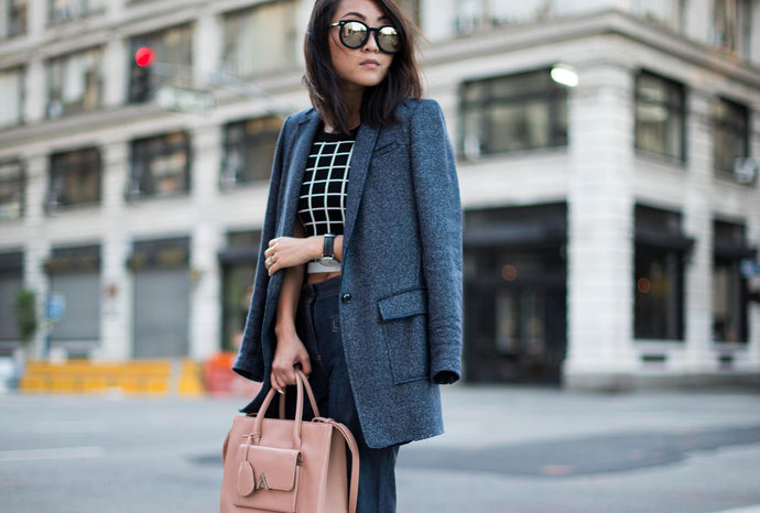 Meet the Girl: Nina Hu of Citizen's Runway, Style Blogger & Designer