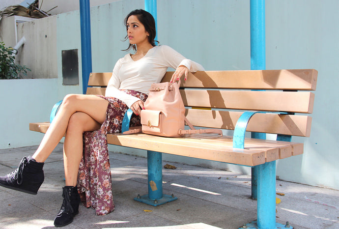 Meet the Girl: Ishita Desai, Founder and Designer of Aanya