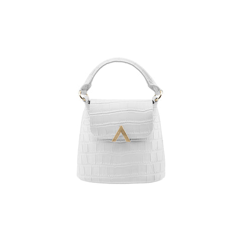 Serra Bucket Bag - Fog/Lemonade