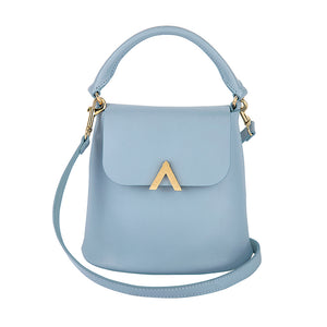 Bell Shoulder Bag - Fog