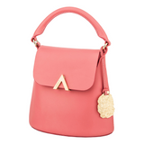 Bell Shoulder Bag - Berry