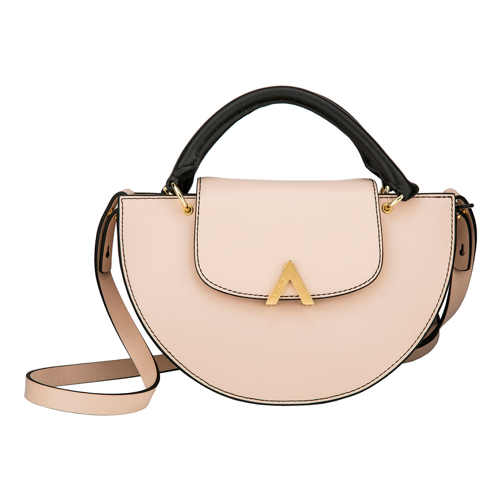 Demi Moon Bag - Chai