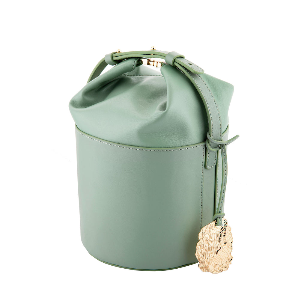 Dive Bucket Bag - Seafoam - ESEMBLĒ - 2