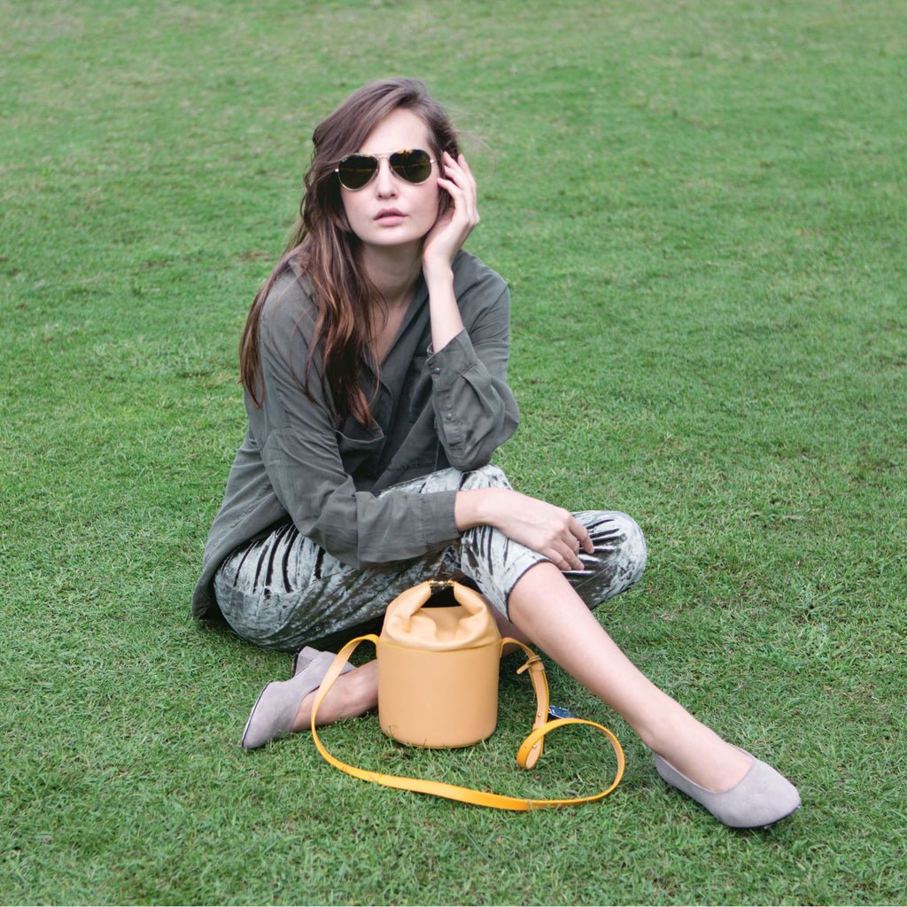 Dive Bucket Bag - Taffy - ESEMBLĒ - 5