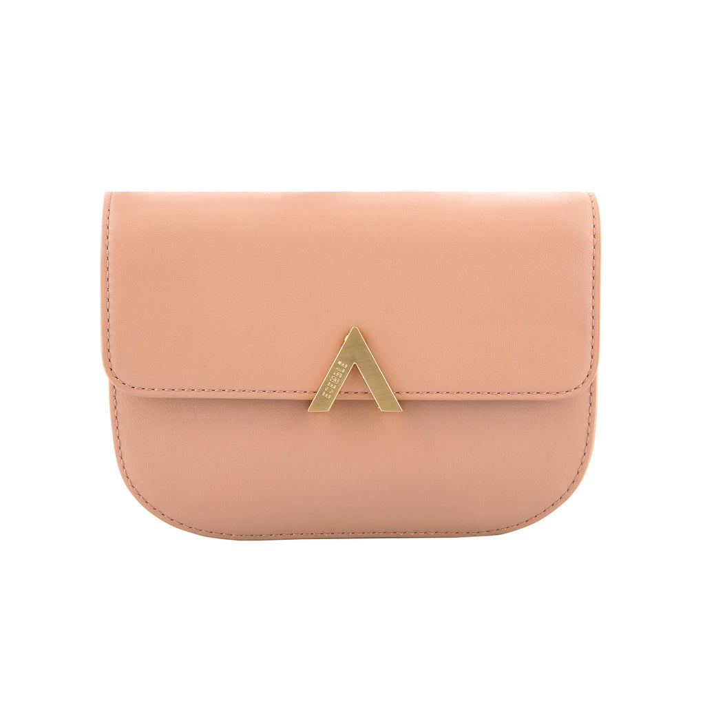 Park Shoulder Bag - Blush - ESEMBLĒ - 2