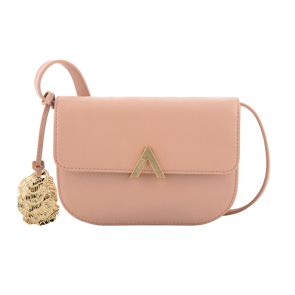 Park Shoulder Bag - Blush - ESEMBLĒ - 1