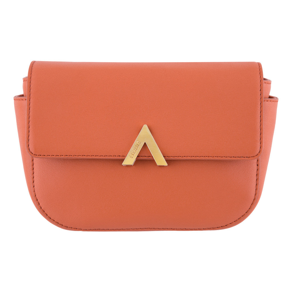 Park Shoulder Bag - Amber - ESEMBLĒ - 4