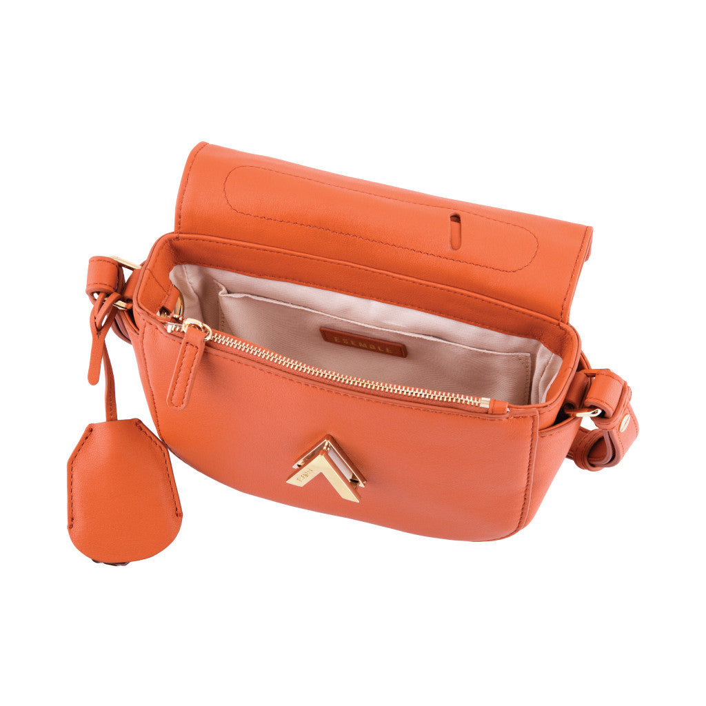 Park Shoulder Bag - Amber - ESEMBLĒ - 3