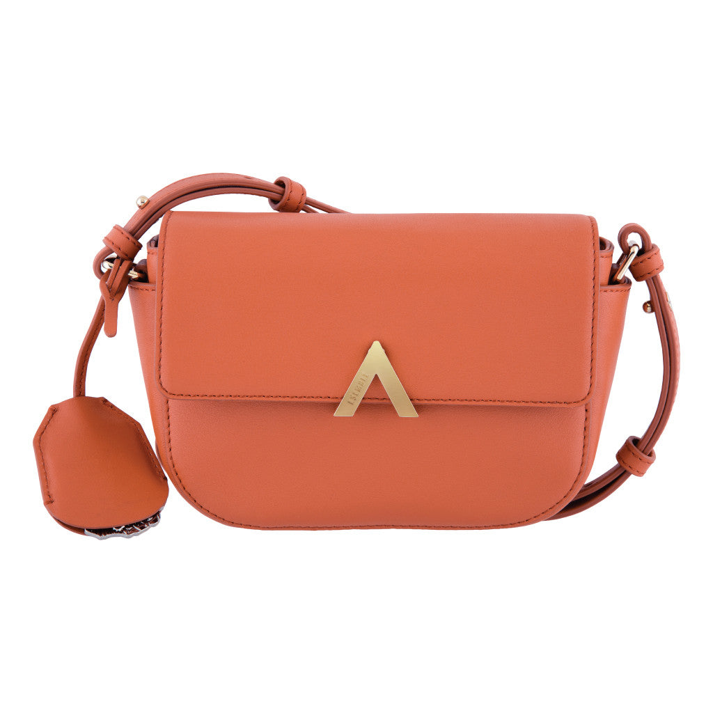 Park Shoulder Bag - Amber - ESEMBLĒ - 1