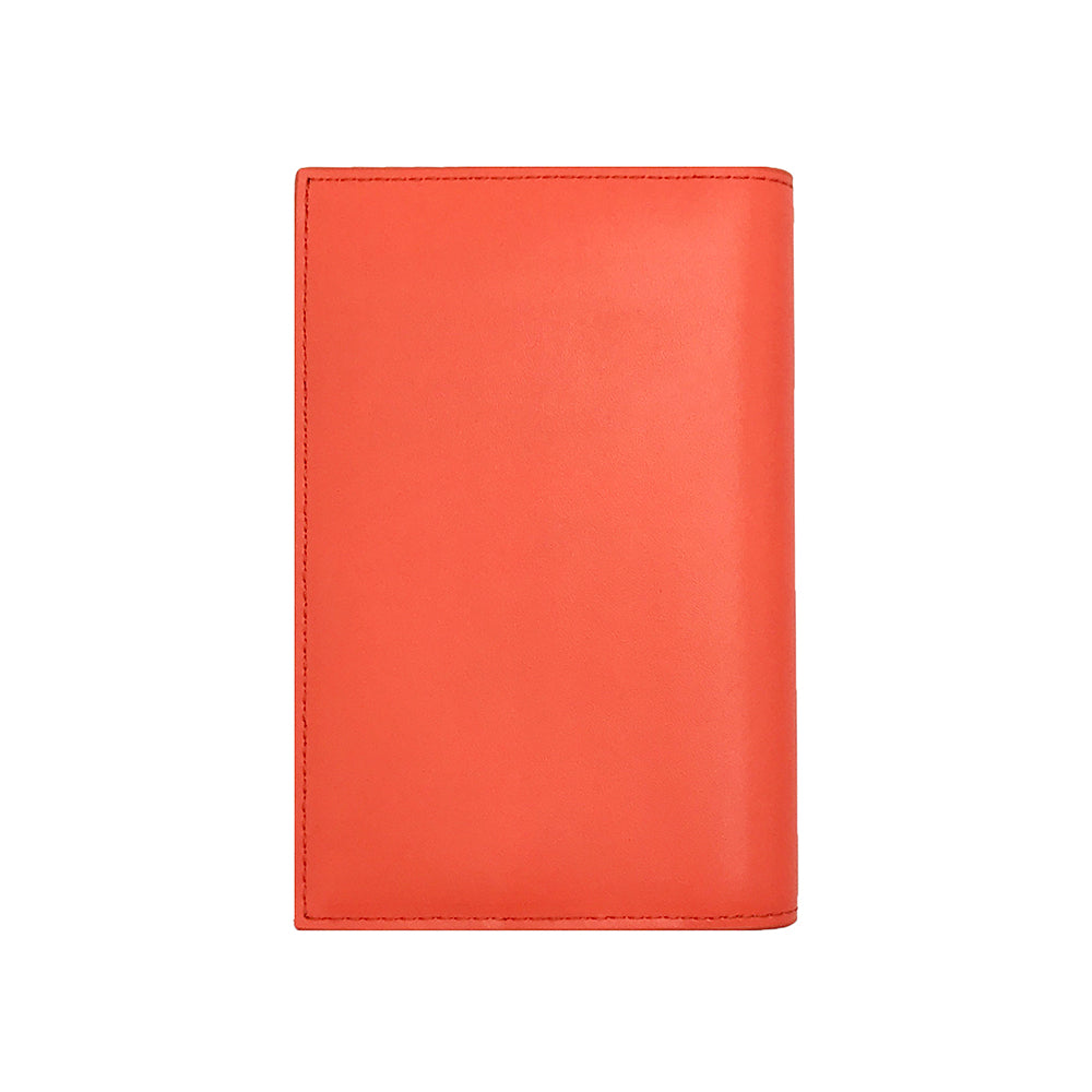 Passport Holder - Tangerine