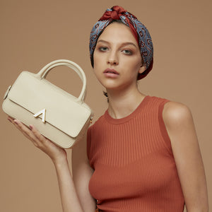 Penny Mini Carryall - Almond